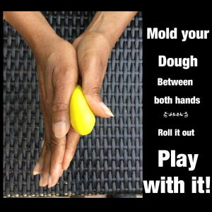 phonto PLAY DOUGH